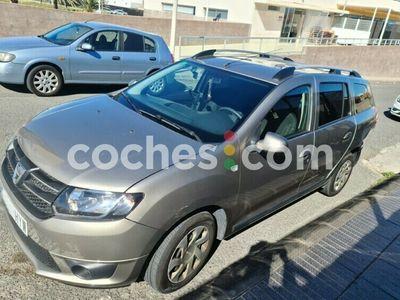 usado Dacia Logan MCV 1.5dci Laureate 90 90 cv en Palmas, Las