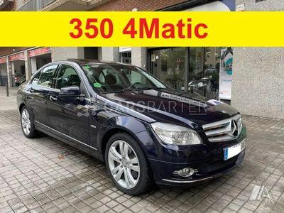 usado Mercedes C350 ClaseAvantgarde 4M 7G