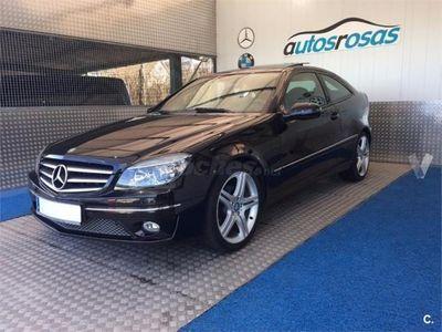 usado Mercedes CLC180 Clase ClcK 3p. -09