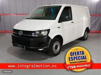 usado VW Transporter Furgon Corto TN 2.0 TDI BMT 102CV