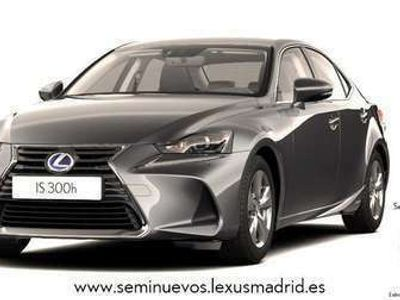 usado Lexus IS300h Business Navibox. 376€/mes.