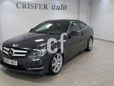 usado Mercedes C220 Clase CCDI Blue Efficiency Coupe