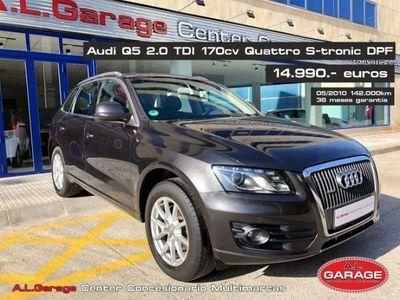 usado Audi Q5 2.0 TDI 170cv quattro S tronic DPF