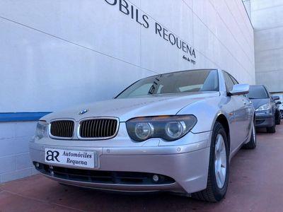 usado BMW 730 E65 E66 d Aut. NACIONAL UNICO DUEO