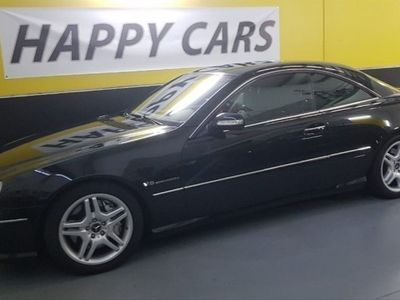 usado Mercedes CL55 AMG Clase CLK AMG