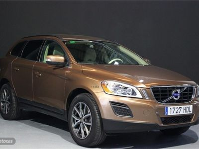 brugt Volvo XC60 2.4 D5 AWD Momentum