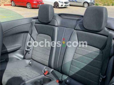 usado Mercedes 220 Clase C C Cabrio9g-tronic 194 cv en Rioja, La