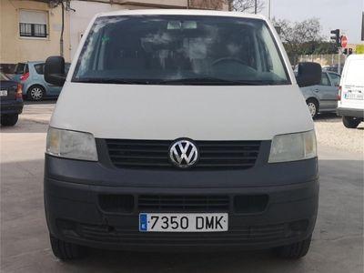usado VW Transporter 2.5TDI 130CV CORTA 2.8T