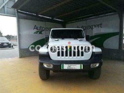 usado Jeep Wrangler Unlimited 2.2CRD Sahara 8ATX