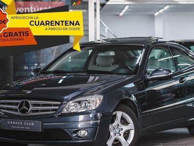 usado Mercedes CLC200 K