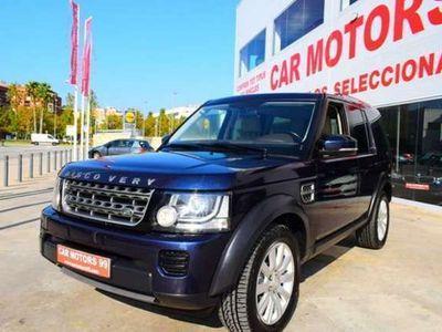 usado Land Rover Discovery IVA DEDUCIBLE PARA EMPRESAS