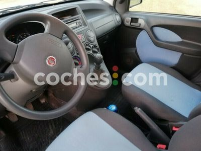 usado Fiat Panda 1.2 Dynamic Eco 60 cv en Malaga