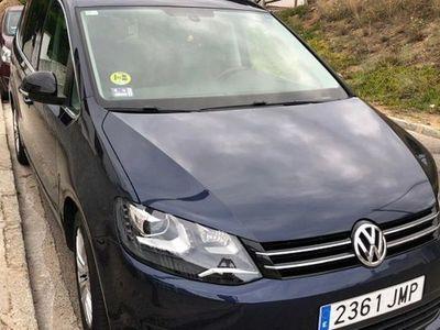 usado VW Sharan 2.0TDI Advance 4Motion 140