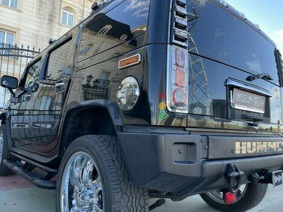 usado Hummer H2 6.0 V8 Luxury 316 cv en Albacete
