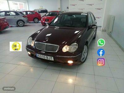 usado Mercedes C32 AMG Clase CK AMG