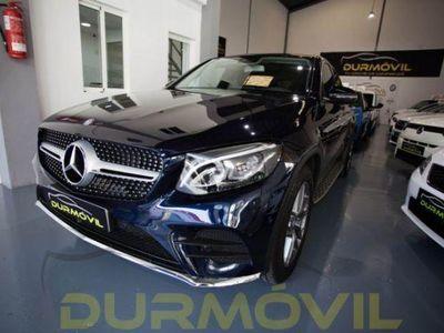 usado Mercedes 250 GLC Coupé d 4Matic Aut.