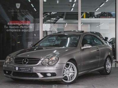 usado Mercedes CLK55 AMG ClaseAMG