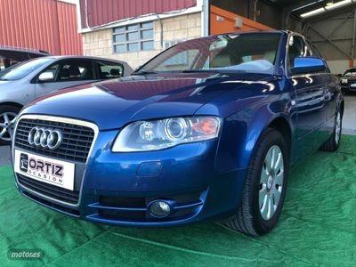 usado Audi A4 2.0 T FSI 200cv multitronic