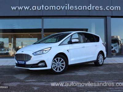 usado Ford S-MAX 2.0 TDCi Panther 110kW Trend Pow