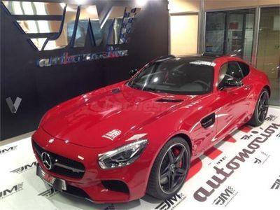 usado Mercedes AMG GT 4.0 V8 S 3p. -15