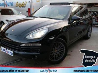 usado Porsche Cayenne en Málaga (Málaga)