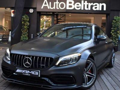 usado Mercedes S63 AMG Clase C CoupéAMG Speedshift MCT 9G