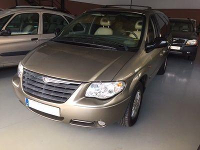 usado Chrysler Voyager Grand 2.8CRD Limited Aut.