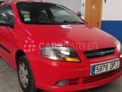 usado Chevrolet Kalos 1.2 Se 72 cv en Madrid
