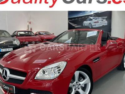 usado Mercedes SLK200 200 BE 7G Plus