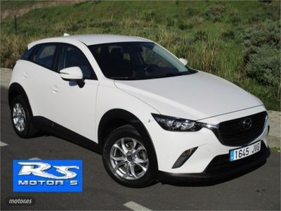 used Mazda CX-3 2.0 Style 2WD Aut. 120