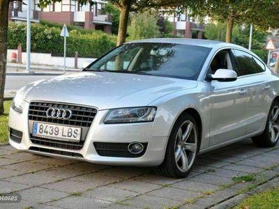 usado Audi A5 Sportback 2.0 TDI 143cv DPF Multitronic