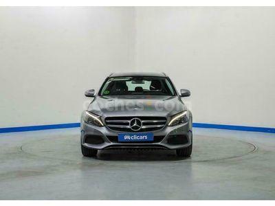 usado Mercedes 170 Clase C C Estate 220dcv