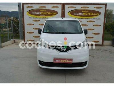 usado Nissan NV200 Nv200Combi 5 1.5dci Business 90 cv en Murcia