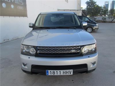 brugt Land Rover Range Rover Sport 3.0TDV6 SE
