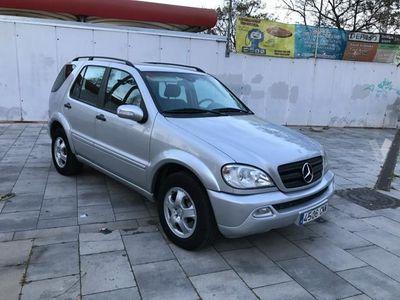 usado Mercedes ML270 Clase MCDI AUTO -03