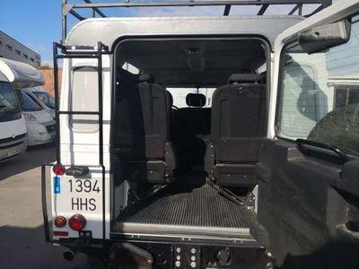 usado Land Rover Defender 110 SW-MUY BUEN ESTADO-GARANTIA-7 PLAZAS-
