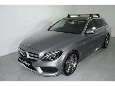usado Mercedes 220 Clase C CLASED SPORTIVE AMG ESTATE