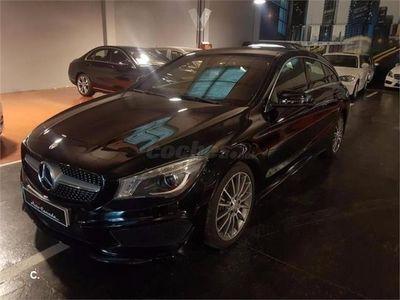 usado Mercedes CLA220 Shooting Brake Clase Cla Cdi Aut. Amg Line 5p. -15