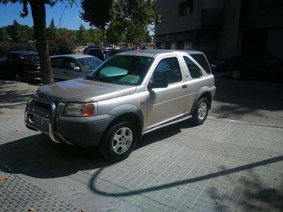 usado Land Rover Freelander 1.8 i gasolina .