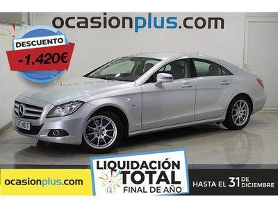 usado Mercedes CLS250 CDI BE 150 kW (204 CV)