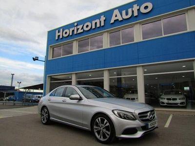 usado Mercedes C220 d 9G-Tronic GARANTIA OFICIAL SOLO 8.000KM
