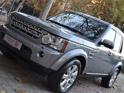 usado Land Rover Discovery 4 3.0 Sdv6 Hse 255cv 5p. -13