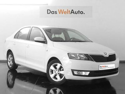 usado Skoda Rapid Rapid/Spaceback1.6 TDI CR Ambition Green TEC
