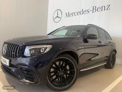 usado Mercedes GLC63 AMG GLC AMG4MATIC