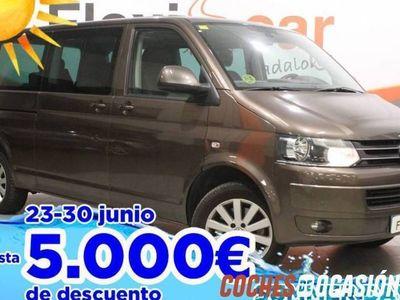 usado VW Multivan 2.0 TDI 140cv Comfortline Edit, Segunda Mano, Barcelona