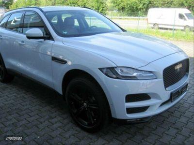 usado Jaguar F-Pace 3.0L TDV6 AWD Automatico Portfolio