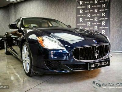 usado Maserati Quattroporte 3.0 V6 Diesel GranLusso Automatico