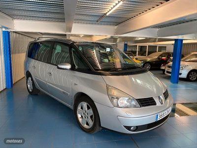 usado Renault Grand Espace Dynamique 2.2 dCi 16v