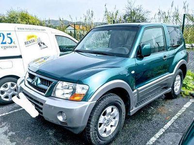 usado Mitsubishi Montero 3.2 DI-D GLS