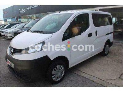 usado Nissan Evalia 5 1.5dci A-c Gas 110 110 cv en Madrid